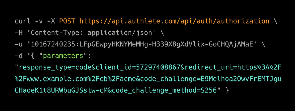 Authlete provides developer-friendly backend APIs for Authorizatoin, so what you have to do is just to pass parameters to us. This enables developers to implement authorization servers or identity providers in a week.