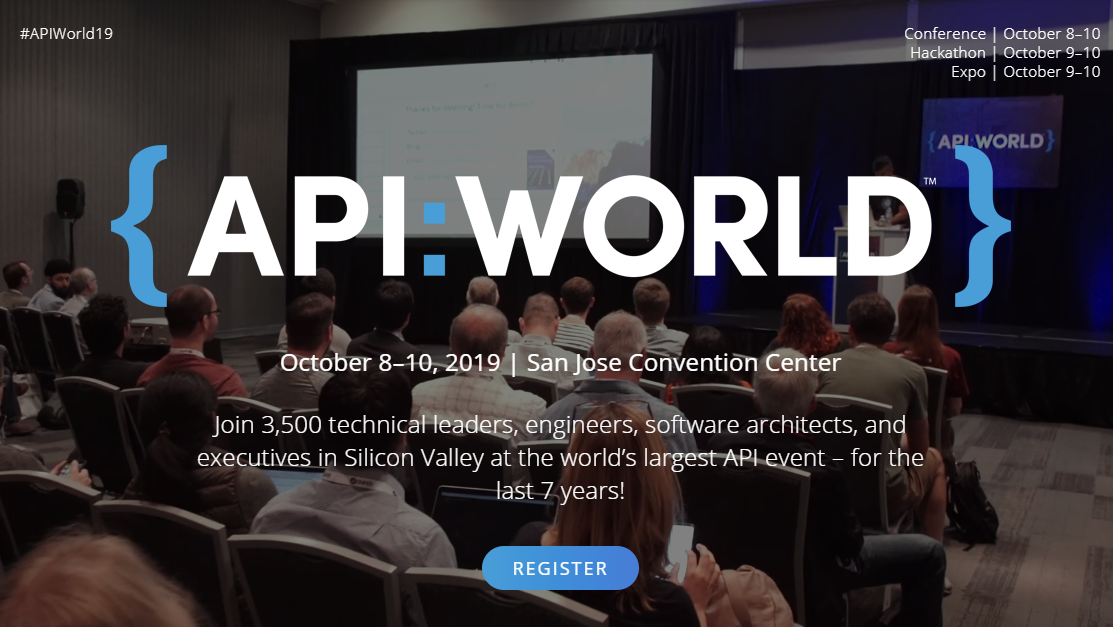 api world san jose in 2019